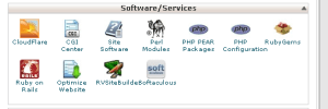 Cloudflare Cpanel